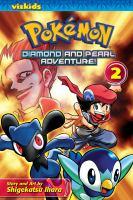 Pokémon, Diamond Pearl Adventure!