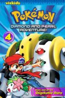 Pokemon Diamond And Pearl Adventure ! Volume 4
