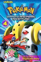 Pokémon Diamond and Pearl Adventure!