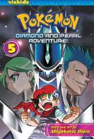 Pokemon Diamond And Pearl Adventure ! Volume 5