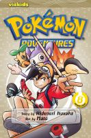 Pokémon Adventures, Volume 8