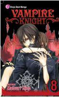 Vampire Knight Vol. 8