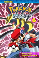 Pokemon. Diamond and pearl adventure. Volume 6