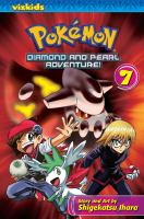 Pokemon Diamond And Pearl Adventure ! Volume 7