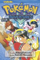 Pokémon Adventures, Vol. 13