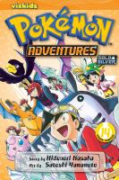 Pokémon adventures. Gold & silver. Volume 14