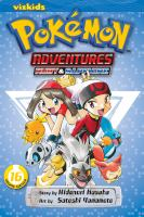 Pokémon adventures. Ruby & sapphire. Volume 16