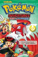 Pokémon Adventures, Vol. 17