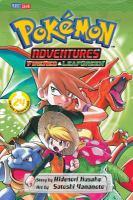 Pokémon Adventures, Vol. 24