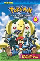Pokemon Diamond And Pearl Adventure ! Volume 8