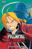 Fullmetal Alchemist Omnibus 1, Volumes 1, 2, and 3
