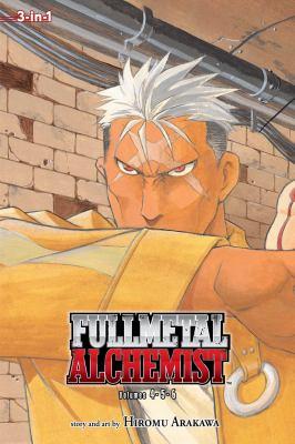 Cover image for Fullmetal Alchemist