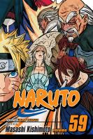 Naruto, V. 59 : The Five Kage