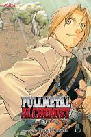 Fullmetal Alchemist Omnibus 4, Volumes 10, 11 and 12