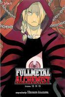 Fullmetal Alchemist Omnibus 5, Volumes 13, 14 and 15