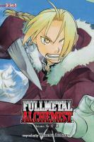 Fullmetal Alchemist Omnibus 6, Volumes 16, 17 and 18