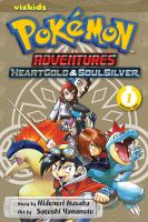 Pokémon Adventures, Heartgold & Soulsilver