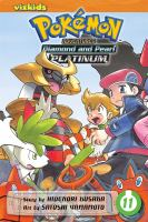 Pokémon Adventures, Diamond and Pearl, Platinum