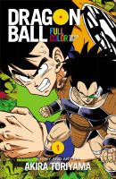 Dragon Ball Full Color : Saiyan Arc