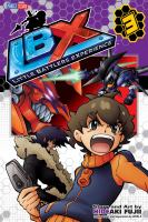 LBX, Little Battlers EXperience