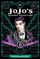 Jojo's bizarre adventure. Part 1, Phantom blood. 01