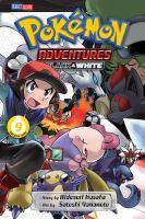 Pokemon Adventures. Black & White. Volume 9