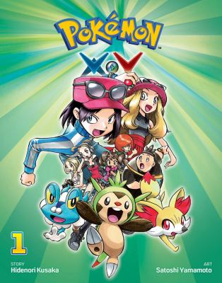 Cover image for Pokémon X-Y