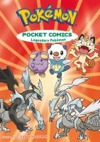 Pokemon Pocket Comics