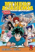 My Hero Academia: School Briefs, Volume 2