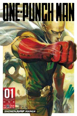 Cover image for One-punch Man