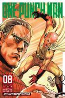 One-punch Man. Volume 8
