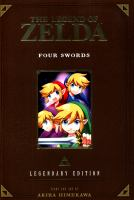 The Legend Of Zelda: Four Swords -Legendary Edition