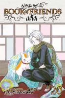 Natsume's book of friends. Volume 20