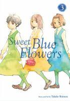 Sweet Blue Flowers