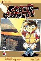 CASE CLOSED - VOLUME 64 [GRAPHIC]