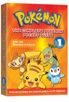 The Complete Pokemon Pocket Guide