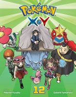Pokemon X?Y, Vol. 12