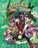 Pokémon Omega Ruby, Alpha Sapphire