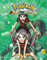 Pokemon Omega Ruby And Alpha Sapphire, Volume 6 *