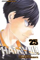 Haikyu!!, Volume 25