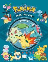 Pokémon Seek and Find