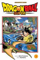 Dragon Ball Super, Volume 3