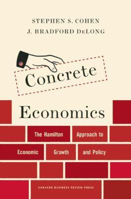 Cover image for Concrete Economics
