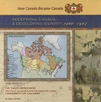 Redefining Canada
