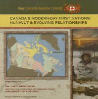 Canada's Modern-day First Nations