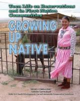 Teen Life on Reservations and in First Nation Communities
