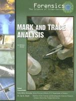 Mark and Trace Analysis