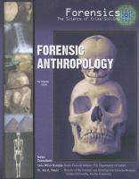 Forensic Anthropology