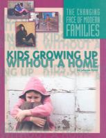 Kids Growing up Without A Home
