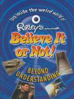 Beyond Understanding